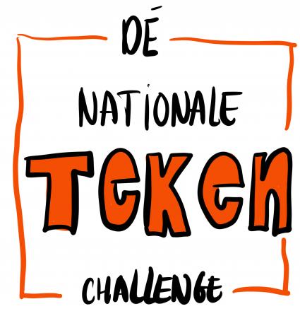 De Nationale Teken Challenge - Logo